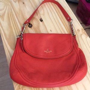 Kate Spade Coral Hobo Shoulder Bag